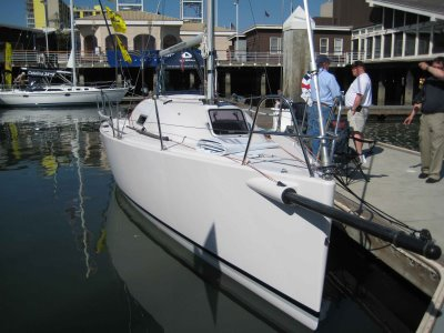 New Boats: Andrews 28